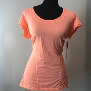 Zella Size Large Slim Fit Workout Shirt